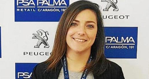 Sandra Titos está en PSA Retail Palma desde marzo de 2015..