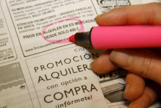 El precio de los alquileres en las islas es uno de los más elevados de España.