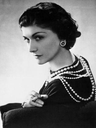 Algunos de los modelos subastados fueron creados por la mismísima Coco Chanel.