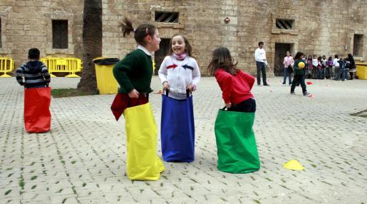 El programa incluye variedad de actividades dirigidas al público infantil.