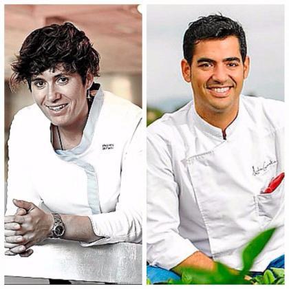 Maca de Castro y Andreu Genestra participan este año en la nueva edición de Alimentaria en Barcelona.