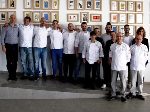 Chefs Solidarios de Mallorca.