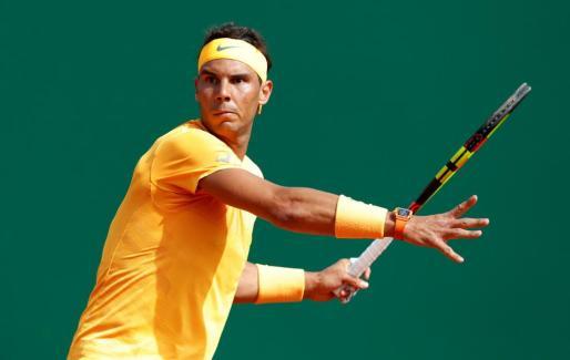 Rafa Nadal se estrena en Montecarlo con una cómoda victoria