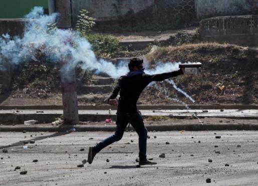Grupos locales de derechos humanos informaron que 25 personas habrían muerto hasta el sábado.