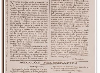 Pura Galaxia Gutenberg para un diario innovador
