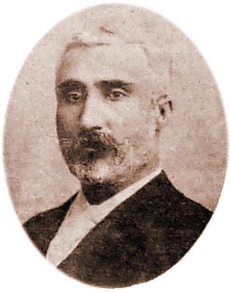 Antoni Maura, en una imagen de finales del siglo XIX.