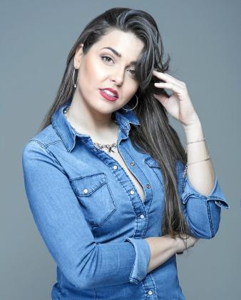 Raquel Lorenzo entró a trabajar en Los40, cuando estudiaba Periodismo en Madrid.
