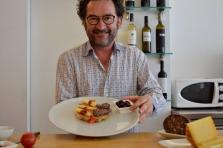 Un 'pa amb oli' con Backwaren Gourmet