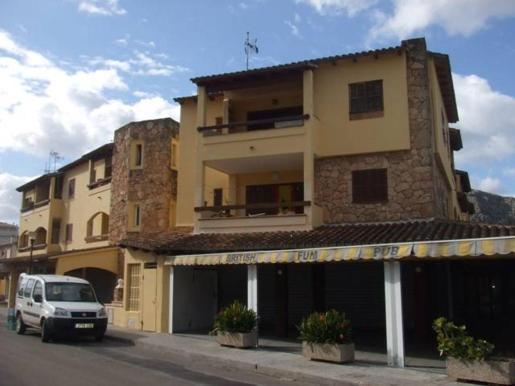Imagen de una de las viviendas del Sareb en venta en Alcúdia.