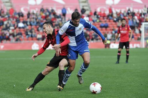 Imagen del Mallorca-Sabadell disputado en Son Moix.