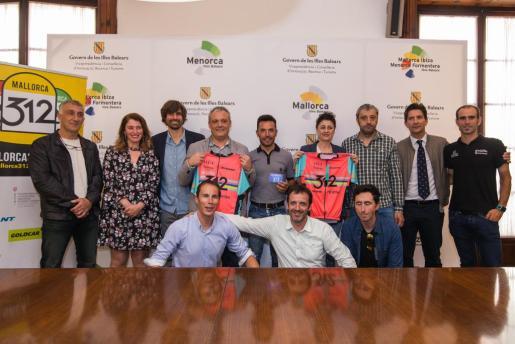 La Mallorca 312 reúne a 8.000 ciclistas de 59 países