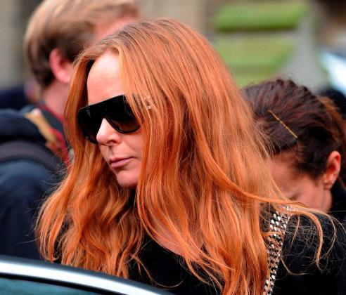 Funeral de Alexander McQueen.