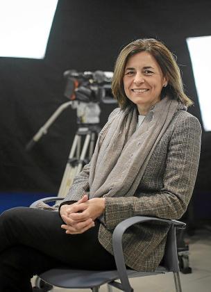 Paula Serra, directora de audiovisuales del Grupo Serra.