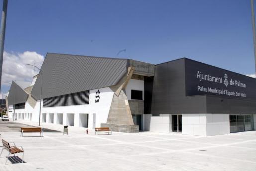 Los exteriores del Palau Municipal d'Esports Son Moix acogerán el evento.