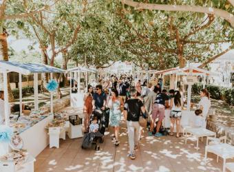El Farmers' Market regresa a Puerto Portals con productos de Mallorca