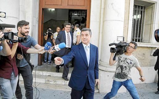 Matas declaró en la instrucción del 'caso Son Espases' en el año 2015.