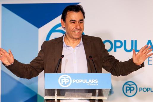 El coordinador general del Partido Popular, en una imagen de archivo.