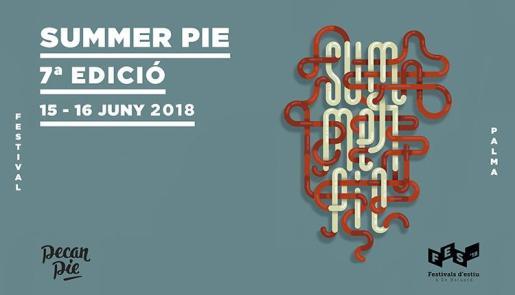 La 7ª edición del Summer Pie Festival.