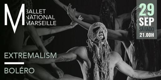 El Ballet National de Marseille recala en el Auditórium de Palma.
