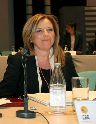 María Dolores Amorós, en una imagen de archivo.