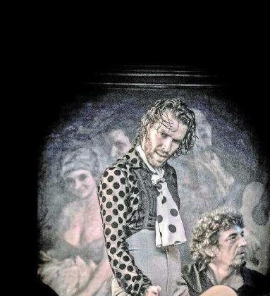 Alejandro Rodríguez mostrará su unión con los músicos de Ibiza en su espectáculo 'Al palo'