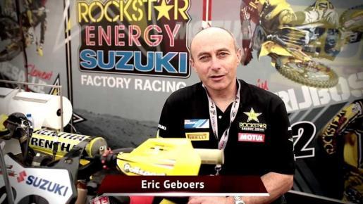 Las autoridades belgas encontraron este lunes sin vida el cuerpo del expiloto belga Eric Geboers.