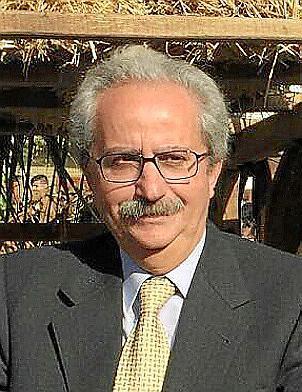 El regidor Àngel Garcia.
