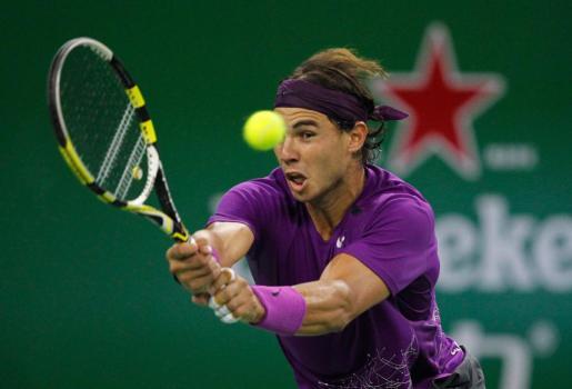 Rafa Nadal no ha podido con el alemán Mayer, cayendo eliminado del torneo de Shangai.