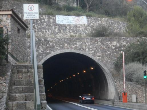 El precio del peaje del túnel de Sóller aumentará más de un 3 por ciento.