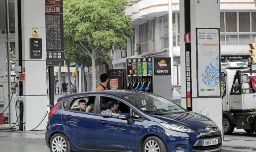 Los precios de los carburantes encadenan seis semanas consecutivas de subidas.