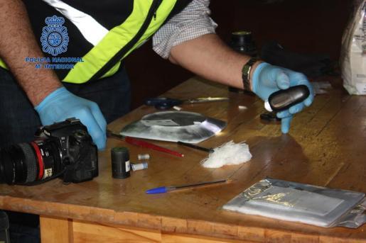Entre los arrestados se encuentran los que suministraban la cocaína al clan.