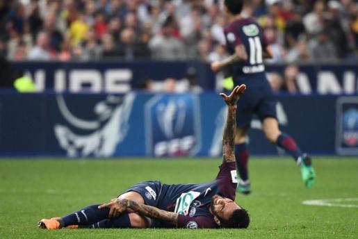 Dani Alves se pierde el Mundial de Rusia por lesión