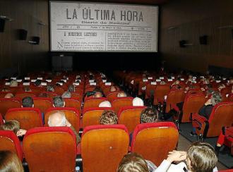 Gran éxito del documental de los 125 años de Ultima Hora