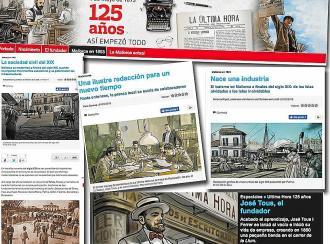 Ultima Hora celebra sus 125 años con el estreno de un documental y un especial del primer número