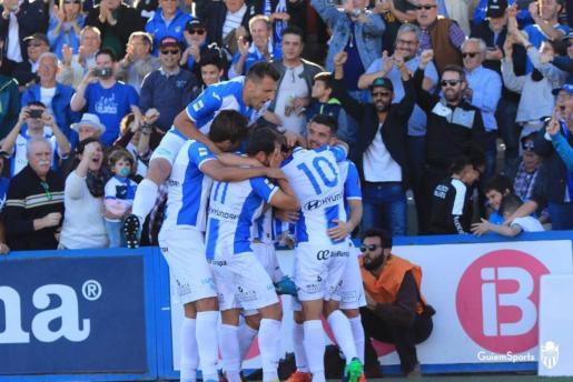 El Atlético Baleares se queda en Segunda B