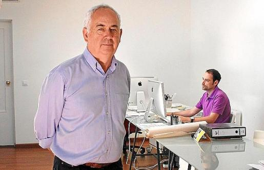 Iñaki Miranda, vicepresidente de asociación Secot.