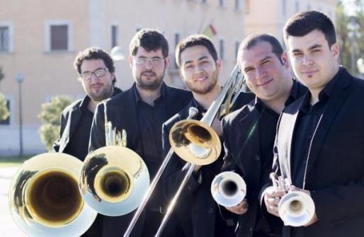 El Riu Dolç Brass Quintet regresa al Festival Internacional de Música de Deià