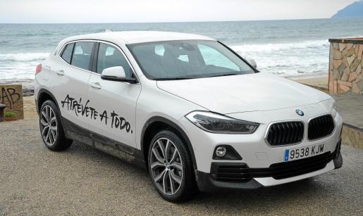 La marca alemana presenta sus credenciales con este nuevo SUV, que destaca por una estética más agresiva que marcará su futuro