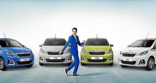 l Peugeot 108 Collection presenta cuatro nuevos colores en 2018.