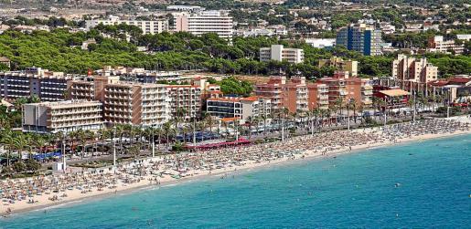 Los 40 hoteles que se inspeccionaron el pasado agosto para detectar sobreocupación estaban ubicados en las principales zonas turísticas de Mallorca.