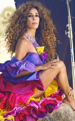 Rosario actuará en el Festival 125 Veranos.