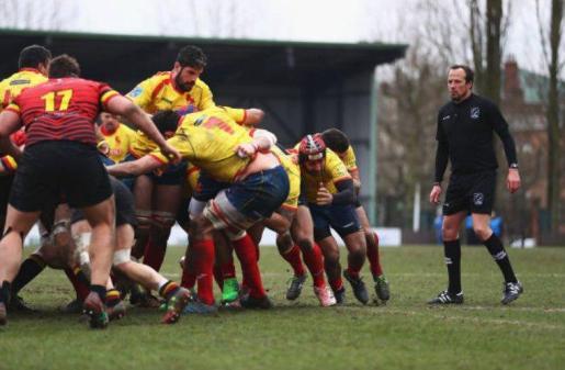 España no estará el Mundial de rugby de Japón