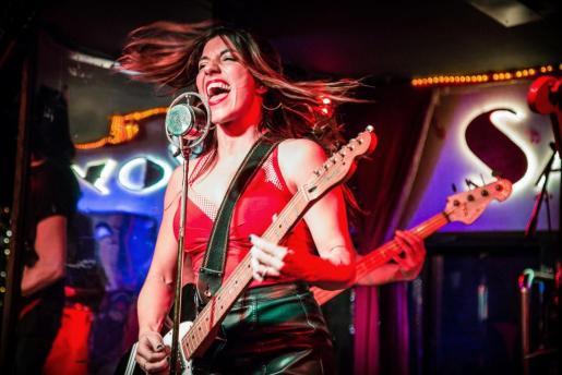 La cantautora Alejandra Burgos recala en el Blue Jazz Club.