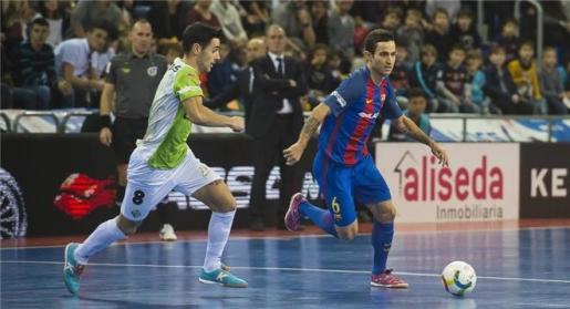 Joao Batista vuelve al Palma Futsal