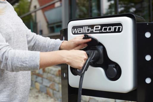 Decópolis ofrece soluciones combinables en instalaciones de puntos de recarga de vehículo eléctrico (PRVE) de la mano de Wallb-e.
