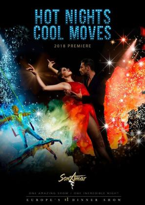 Espectáculo familiar con 'Hot nights cool moves' en Son Amar.