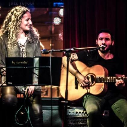 El dúo Acoustic Mind recala en el Jazz Voyeur Club.