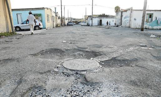 El Ajuntament de Palma tiene la intención de desmantelar el poblado de Son Banya a finales del año 2020.