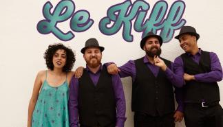El funk, el disco y el rock de Le Kiff suena en el Three Lions Pub