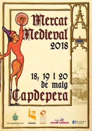 Capdepera celebra un año más su Mercat Medieval.